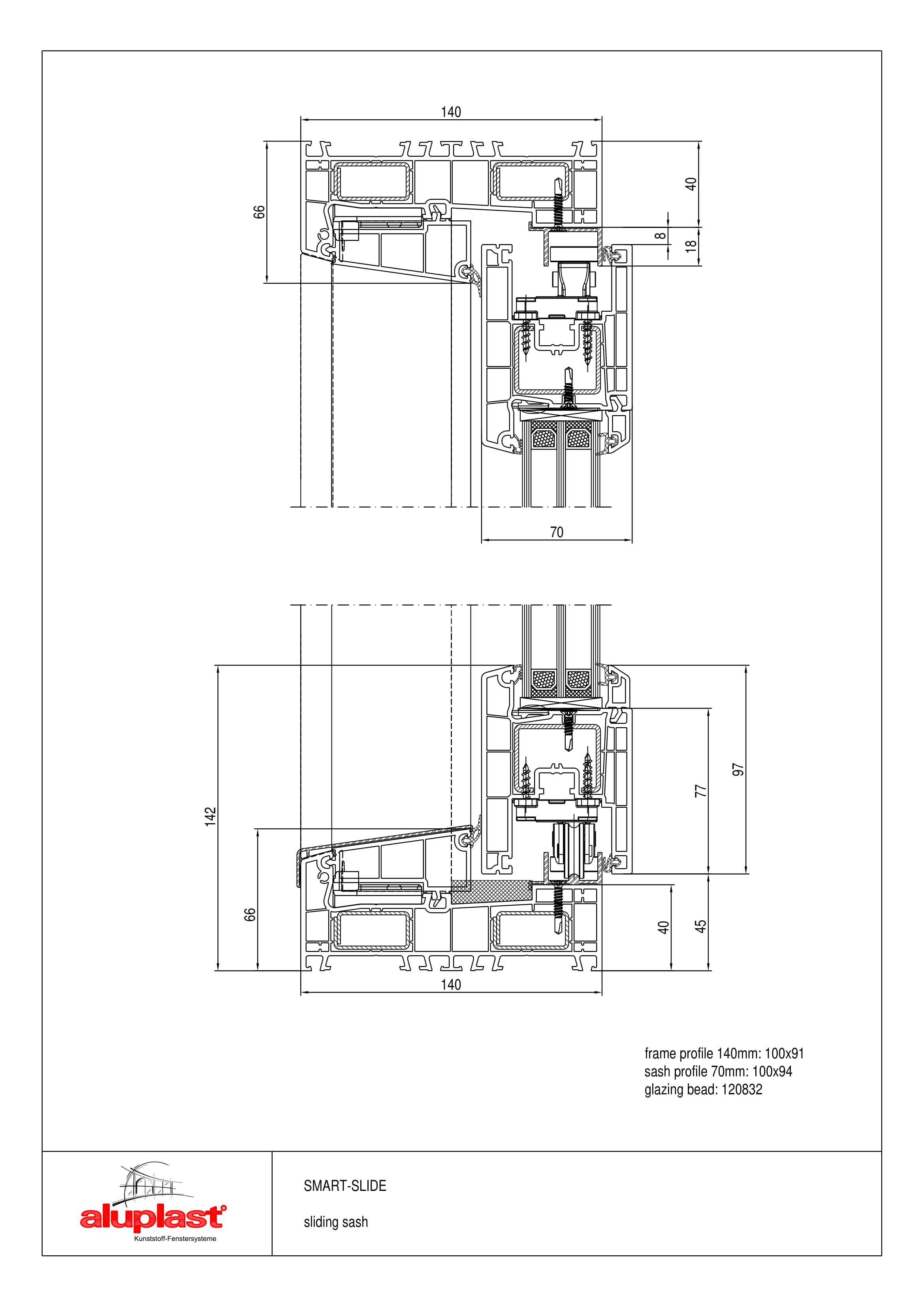 Ideal HST Smart Slide / HST 85